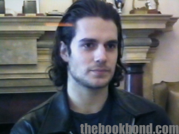 Image result for henry cavill james bond audition